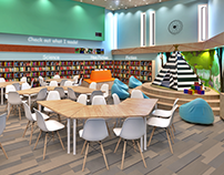 Chartwell Elementary learning Commons - Senior Project