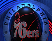 Philadelphia 76ers | Court Projection | Sports Intro