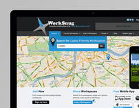 Worksnug - Web App