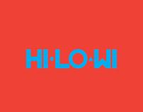 HI - LO - WI Process Zine