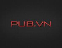 Pub.vn - iPhone Interface