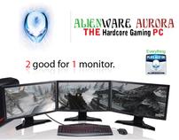 Alienware Aurora Ad