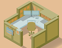 Isometric Cube (Personal Project)