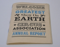 Circus Association Annual Report