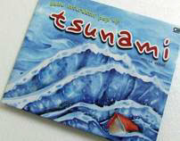 Tsunami Pop-Up Book