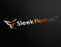 Logo for Sleek Fleet, LLC.