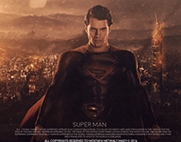 "New poster for "" Superman """
