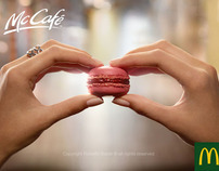 McCafé Billboards