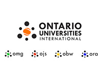 Ontario Universities International Branding