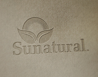 Sunatural Brand and Product Design