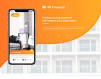 HB Property - UI Design