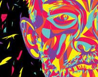 Thom Yorke / Radiohead T-Shirt