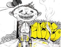 Sketch & Ink