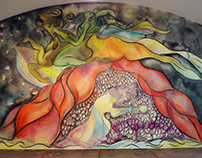 Chris Ofili, M.C.A. Chicago