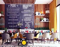 Small Restaurant Design | Jeddah