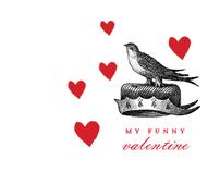 BellaMuse Valentine Postcard