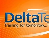"""""""Delta Tech"""" Logo Update"""