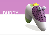 Buddy: A Sensory Room in your pocket.