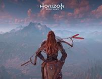 The photomode Horizon Zero Dawn