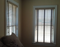 Wood & Faux Blinds