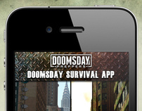 Doomsday Preppers: Doomsday Survival App