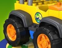 Diego Jeep Toy