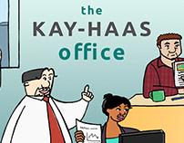 Kay-Haas Comic Series