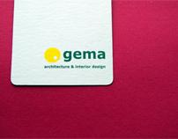 Gema Architecture & Interior Design Branding