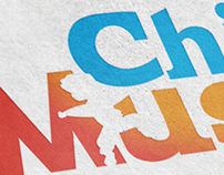Children Museum, Logo Design