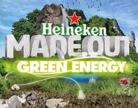 Heineken MADE OUT Green Energy