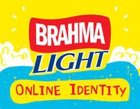 Brahma Light | online identity