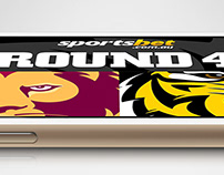 Digital - SportsBet & Brisbane Lions