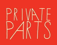 Private parts | short film poster