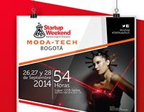 Startup Weekend Moda-Tech Bogotá