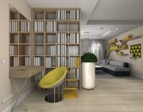 Apartment in Kiev 5v2