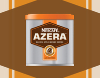 Nescafe Azera Press Concept