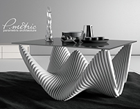 "table ""Sombrero"" by  p.metric"