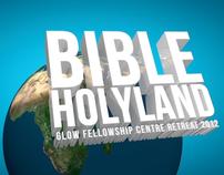 BIBLE HOLYLAND 2012