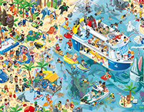 PLAYMOBIL | Image Illustration