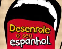 Desenrole o seu Espanhol . Point Language School