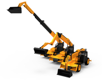 JCB Multitask Telescopic Handler