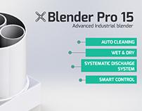 Blender. For blending