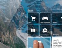Windows 8   Metro UI Remix
