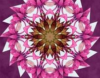 Botanic Mandala