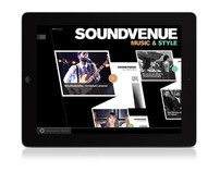 SOUNDVENUE IPAD MAG