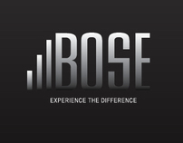 Bose 'Experience the Difference'