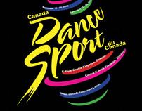 Canada DanceSport Festival (Event Design)