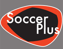 Soccer Plus Logo and Brochure