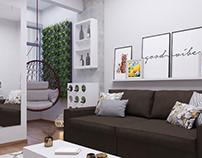 Sala de estar - Rio de Janeiro | RJ