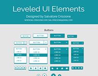 Style Guide - Leveled UI